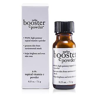 Turbo booster c -vitamiinijauhe 102875 7.1g/0.25oz