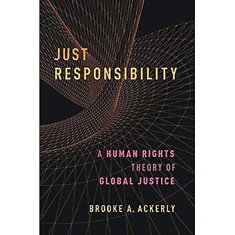 Juste de responsabilité
