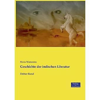 Geschichte der indischen LiteraturDritter Band by Winternitz & Moriz