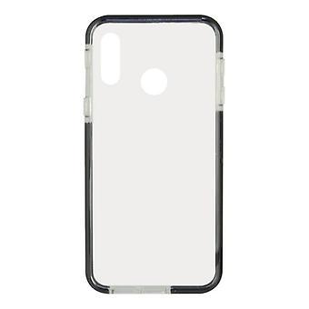 Mobiele cover Huawei P20 Lite KSIX Flex Armor Polycarbonaat Transparant
