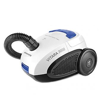 Bagged Vacuum Cleaner Taurus Vitara 3000 New 2 L 800W 80 dB (B) White Blue Black