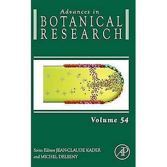 Progrès de la recherche botanique par Jean-Claude Kader - Michel Delseny