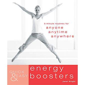 Quick & Easy Energy Boosters - 5-Minute Routines for Anyone - Anyt
