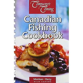 Canadian Fishing Cookbook by Jeff Morrison - 9781897477670 Book