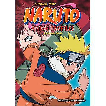 Naruto Anime Profiles - Vol. 2 - Hiden Shippu Emaki by Masashi Kishimo