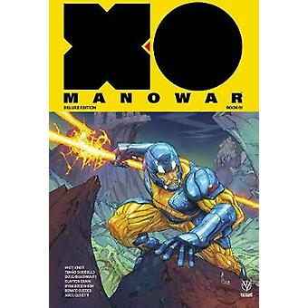 X-O Manowar by Matt Kindt Deluxe Edition Book 1 by Matt Kindt - 97816