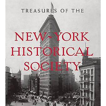Treasures of the New-York Historical Society by Louise Mirrer - 97807