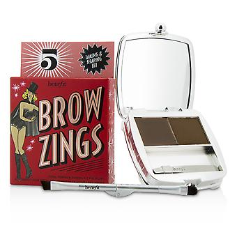 Brow zings (total taming & shaping kit for brows)   #5 (deep) 4.35g/0.15oz