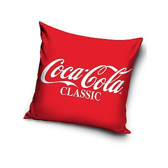 Coca-Cola Vierkant Gevuld kussen