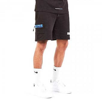 Hoodrich OG Ancillary Jog Shorts Black/Blue