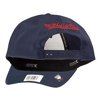 Mitchell & Ness 110 Flexfit Snapback Cap - Chicago Bulls