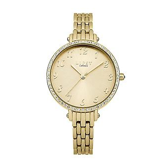 Lipsy LP407 Ladies PVD Gold Plated Watch - Gold