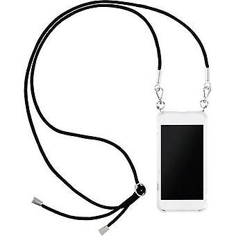 Hama Cross-Body-Cover Okładka Samsung Galaxy S20 Przezroczysty