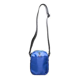 Luke 1977 Fernau nylon bläck blå Cross Body Bag