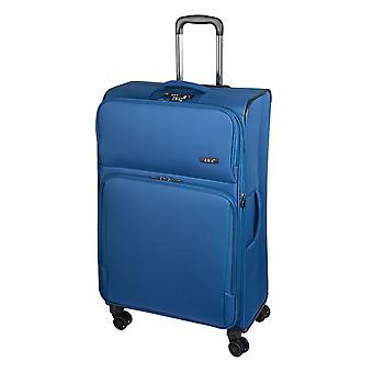 d&n Línea de viaje 7904 Carro L, 4 ruedas, 78 cm, 100 L, Azul