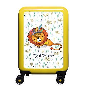 mytrolley lion S, 4 rolls, 55 cm, 32 L, yellow