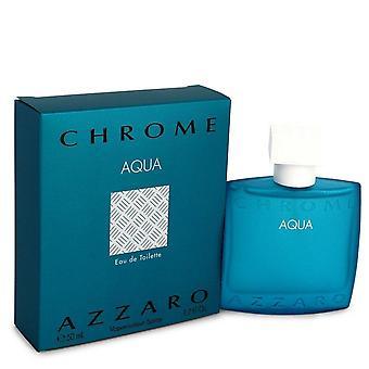 Chrome Aqua eau de toilette spray par Azzaro 1,7 oz eau de toilette spray