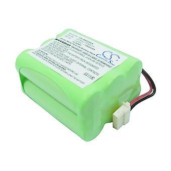 Bateria de vácuo para iRobot 4408927 GPRHC152M073 Braava 320 321 CS-IRB320VX 1500mA