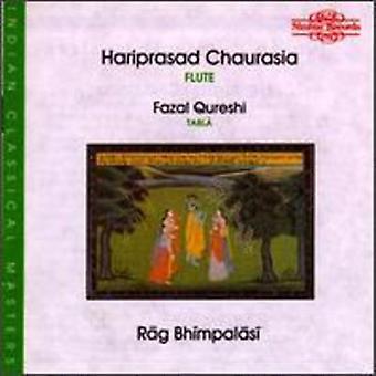 Hariprasad Chaurasia - Rag Bhimpalasi [CD] USA import