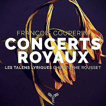 Couperin: Concerts Royaux [CD] USA import