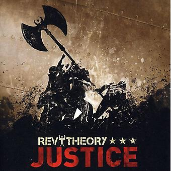 Rev Theory - Justice [CD] USA import
