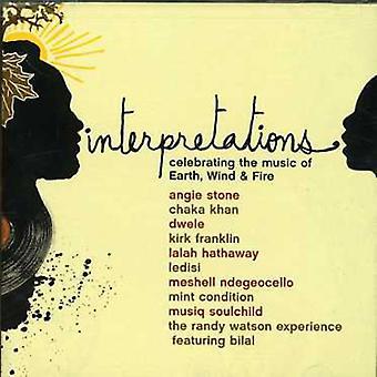 Interpretations-Celebrating the Music of Earth Win - Interpretations-Celebrating the Music of Earth Win [CD] USA import