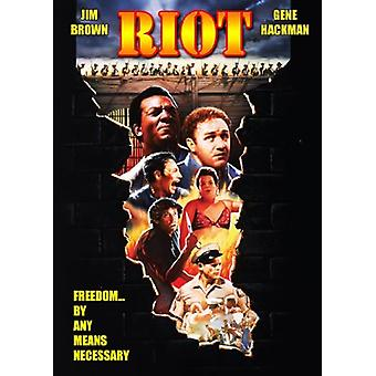 Riot (1969) [DVD] USA import