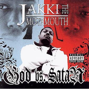 God Vs. Satan [CD] USA import