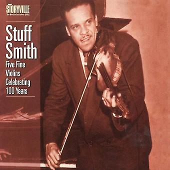 Stuff Smith - Five Fine Violins: Celebrati [CD] USA import