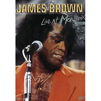 James Brown - Live at Montreux 1981 [DVD] USA import