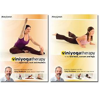 Viniyoga Therapy Complete Back Care [DVD] USA import