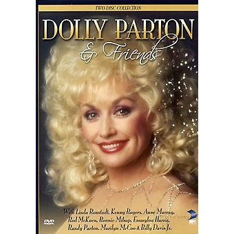 Parton, Dolly & Friends - Dolly Parton & Friends [DVD] USA import