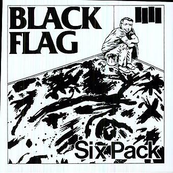 Black Flag - Six Pack EP [Vinyl] USA import