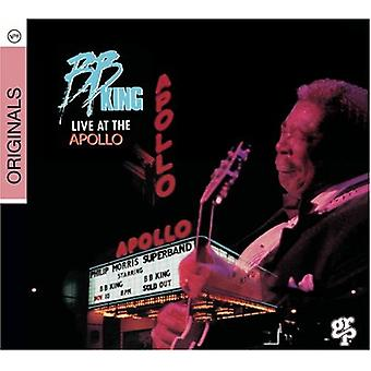 B.B. King - Live at the Apollo [CD] USA import