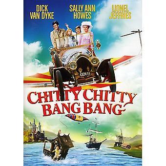 Chitty Chitty Bang Bang [DVD] USA import