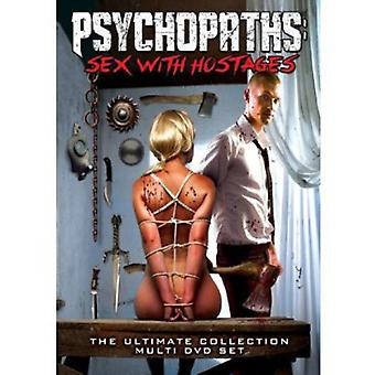 Psychopaths: Sex with Hostagesthe Ultimate Collect [DVD] USA import