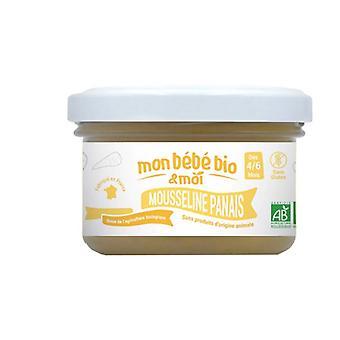 Organic baby salted mash Parsnip 100 g