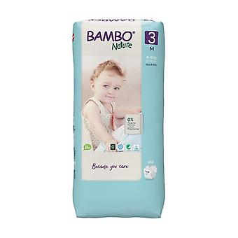 T3 diapers (4-8 Kg) ECO 52 units