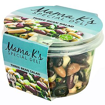 Mama K's Vegan Three Bean Salad Pots