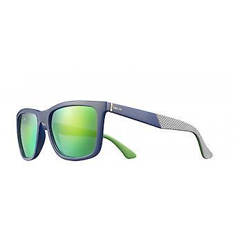 Sunglasses Unisex Cat.3 matte blue/green (JSL16095128)