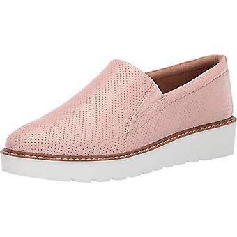 Naturalizer Frauen's Schuhe Effie Leder Low Top Slip Auf Mode Sneakers