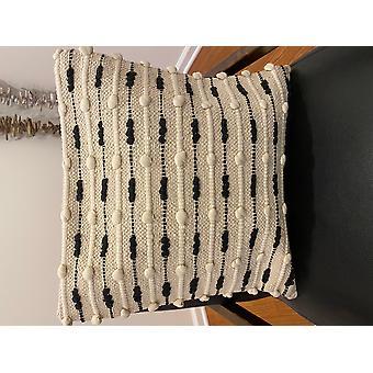Spura Home Cómodo Caterpillar Diseño almohadas de estilo marroquí 18x18
