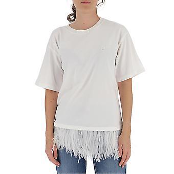 Filosofia Por Lorenzo Serafini 07027146a0002 Feminino'camiseta de algodão branco