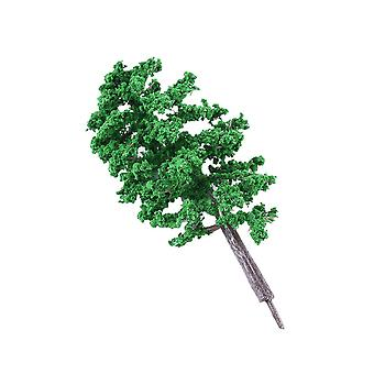 5PCS DIY Crafts Building Model Trees Railroad Scenery Model Trees