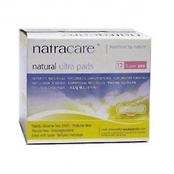 Natracare - Org sin aplicador Tamp Super 10pieces