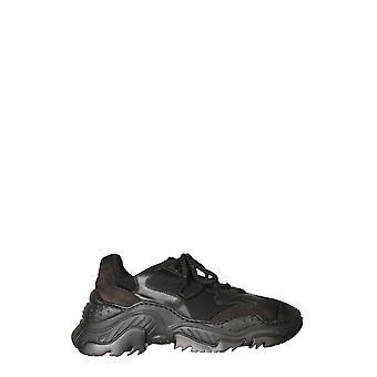 N°21 20isu000100001n001 Heren's Black Polyester Sneakers