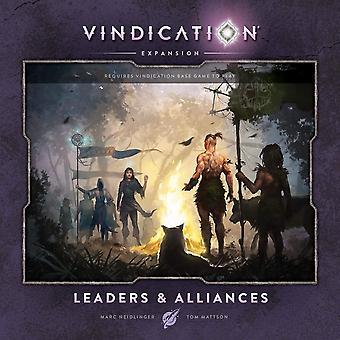 Vindication Leaders & Alliances