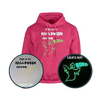 This Is My Halloween Costume GLOW IN THE DARK Unisex Hoodie 10 Colours (S-5XL) by swagwear