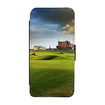 St Andrews Golf Course Samsung Galaxy S9 Wallet Case