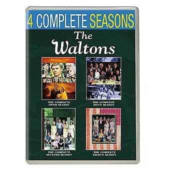 Waltons: Seasons 5-8 [DVD] USA import